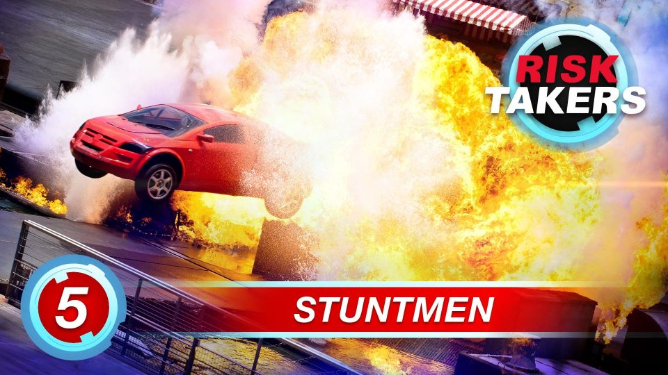 Risk Takers – Season 2 – Episode 5: Stuntmen