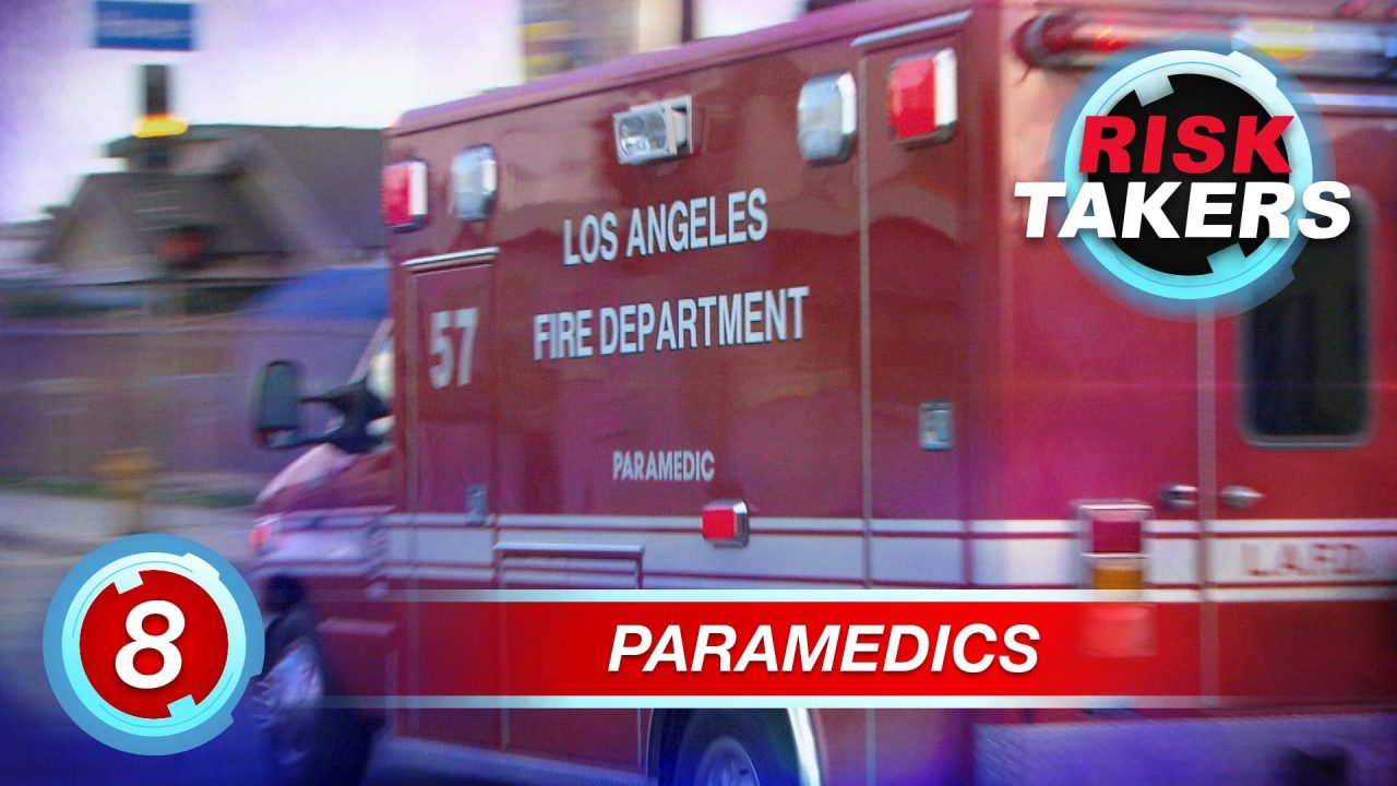 Risk Takers – Season 2 – Episode 8: Paramedics
