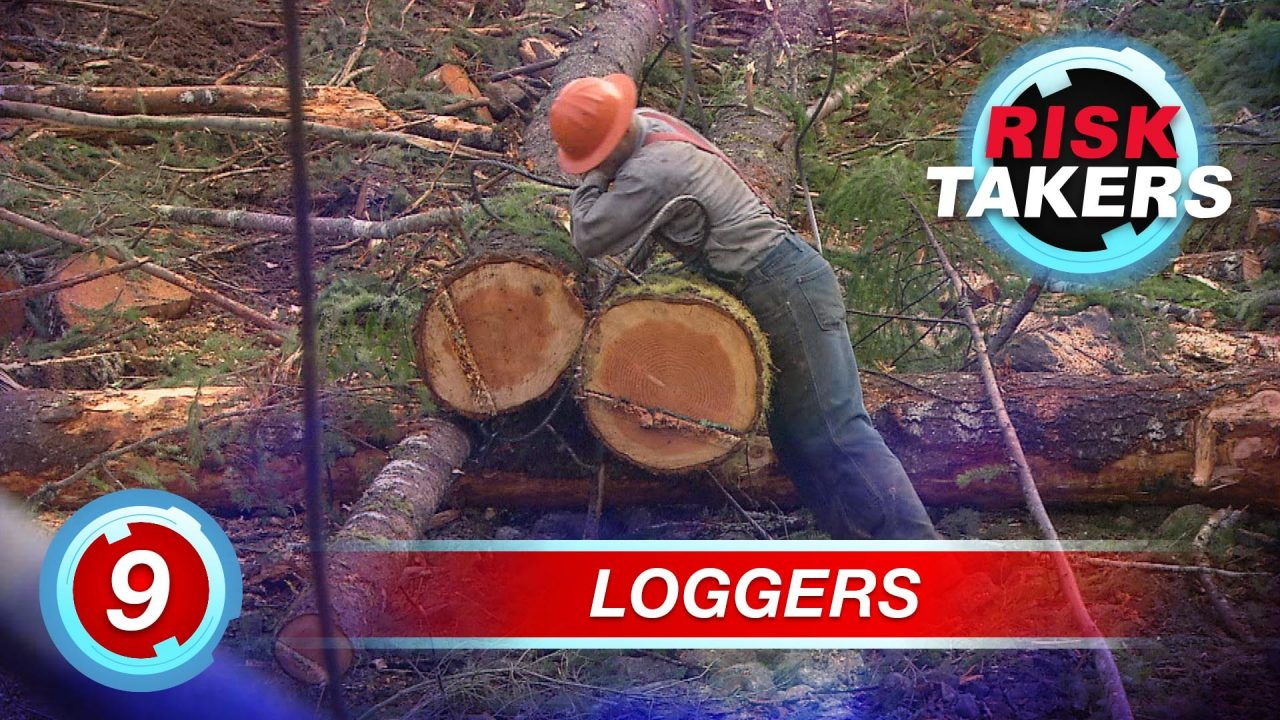Risk Takers – Season 2 – Episode 9: Loggers