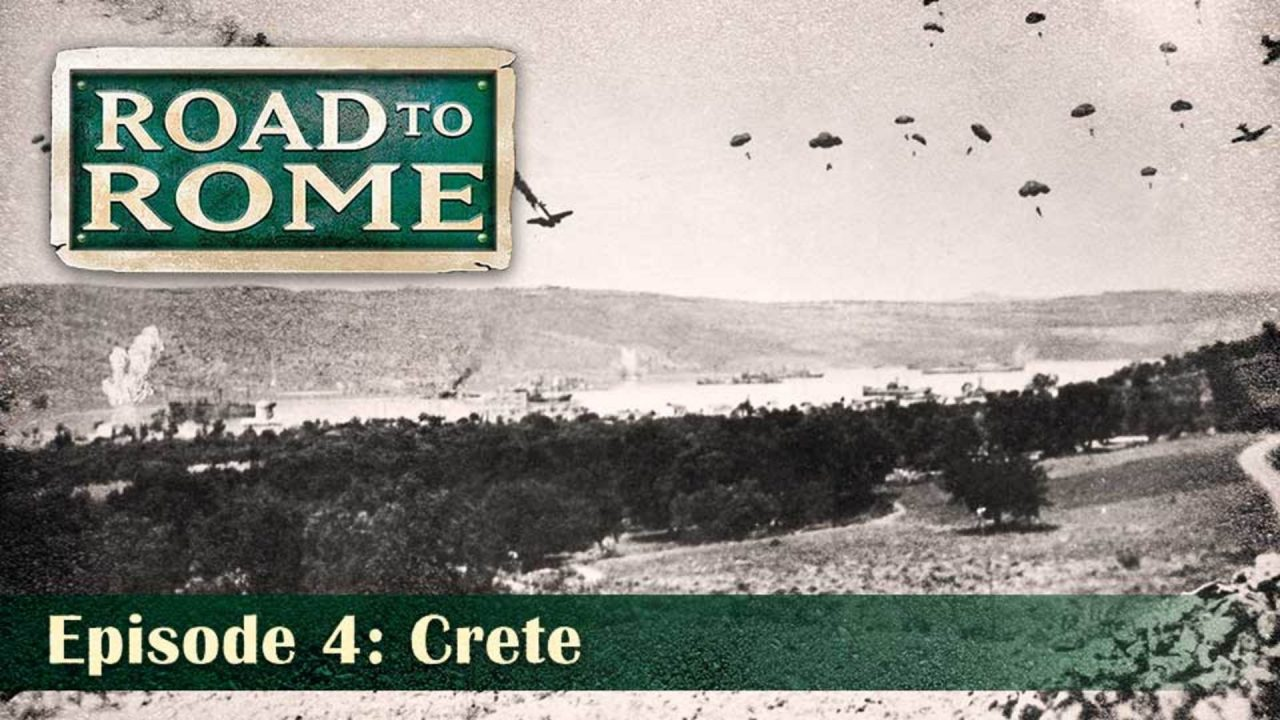 Road To Rome – Episode 4: Crete