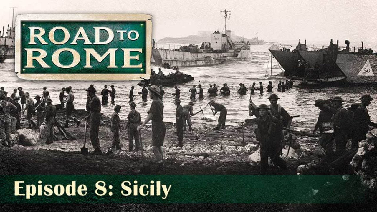 Road To Rome – Episode 8: Sicily