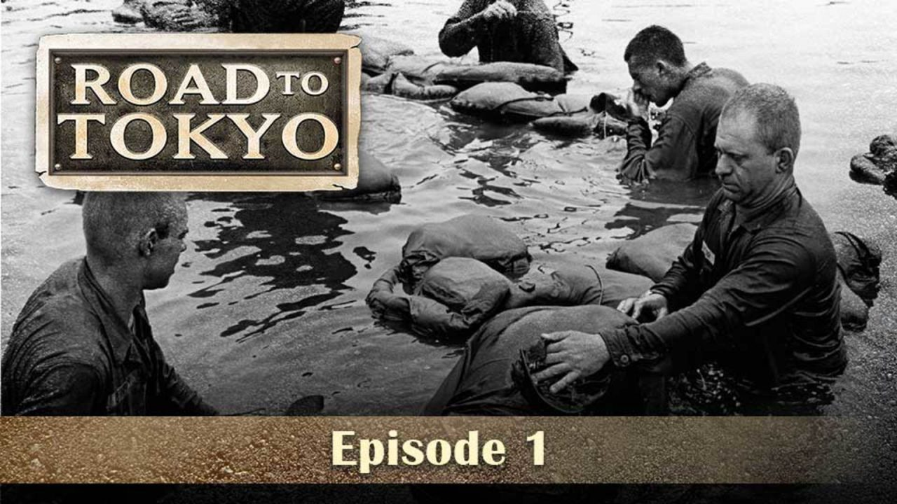 Road To Tokyo – Episode 1