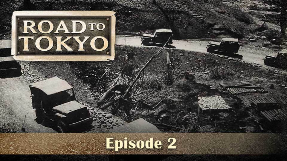 Road To Tokyo – Episode 2