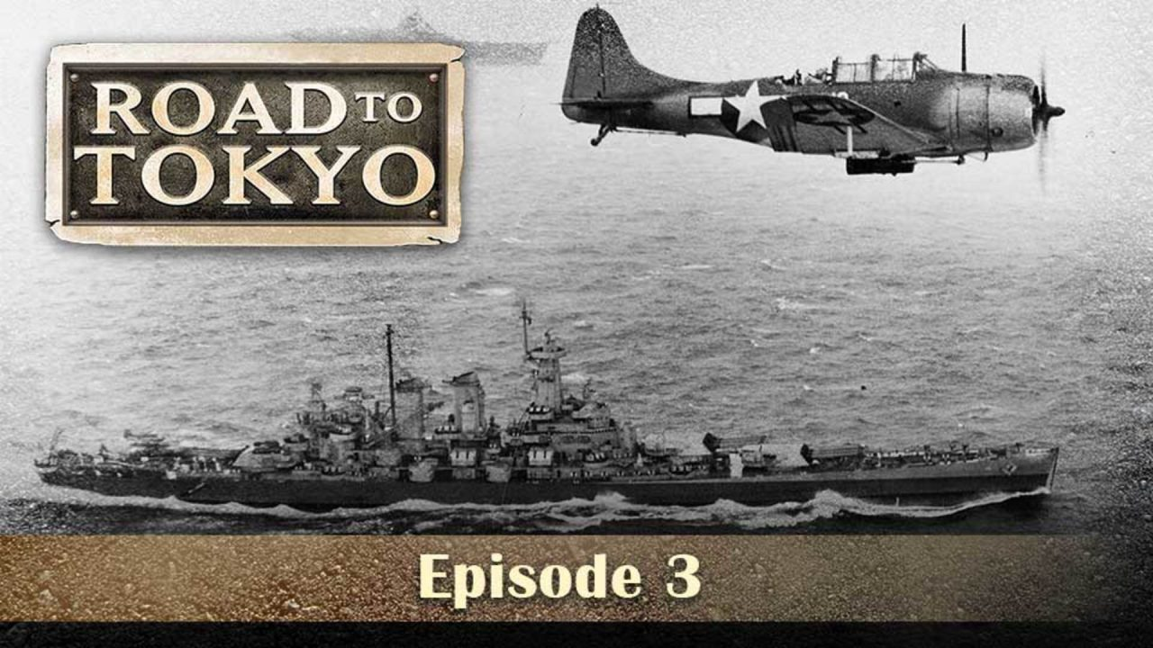 Road To Tokyo – Episode 3