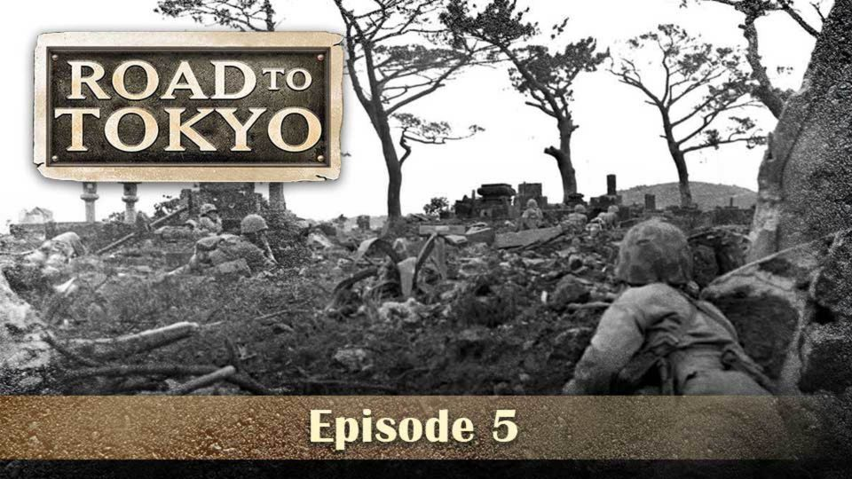 Road To Tokyo – Episode 5