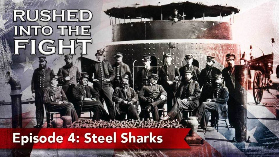 Rushed Into The Fight – Episode 4: Steel Sharks