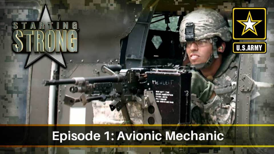 Starting Strong – Season 1 Episode 1 – Avionic Mechanic