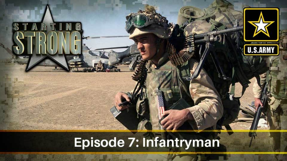 Starting Strong – Season 1 – Episode 7: Infantryman