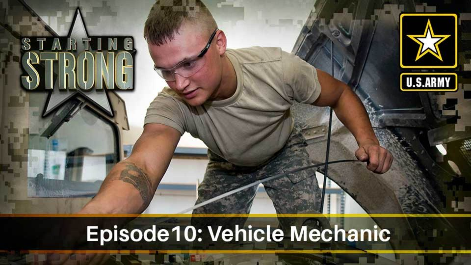 Starting Strong – Season 1- Episode10: Vehicle Mechanic