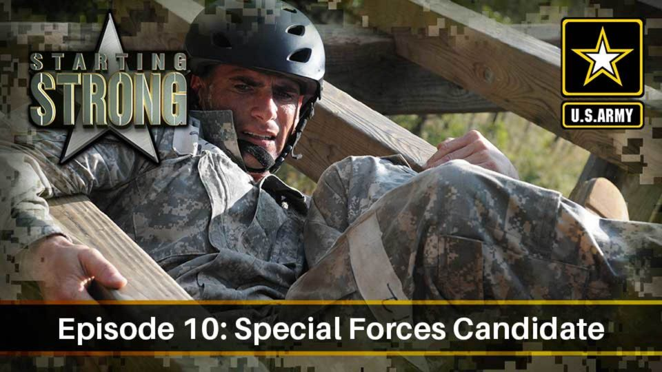 Starting Strong – Season 2 – Episode 10: Special Forces Candidate