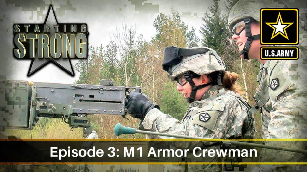 Starting Strong – Season 2 – Episode 3: M1 Armor Crewman
