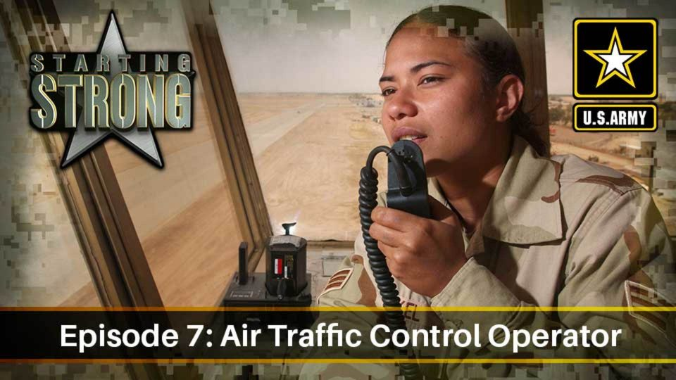 Starting Strong – Season 2 – Episode 7: Air Traffic Control Operator