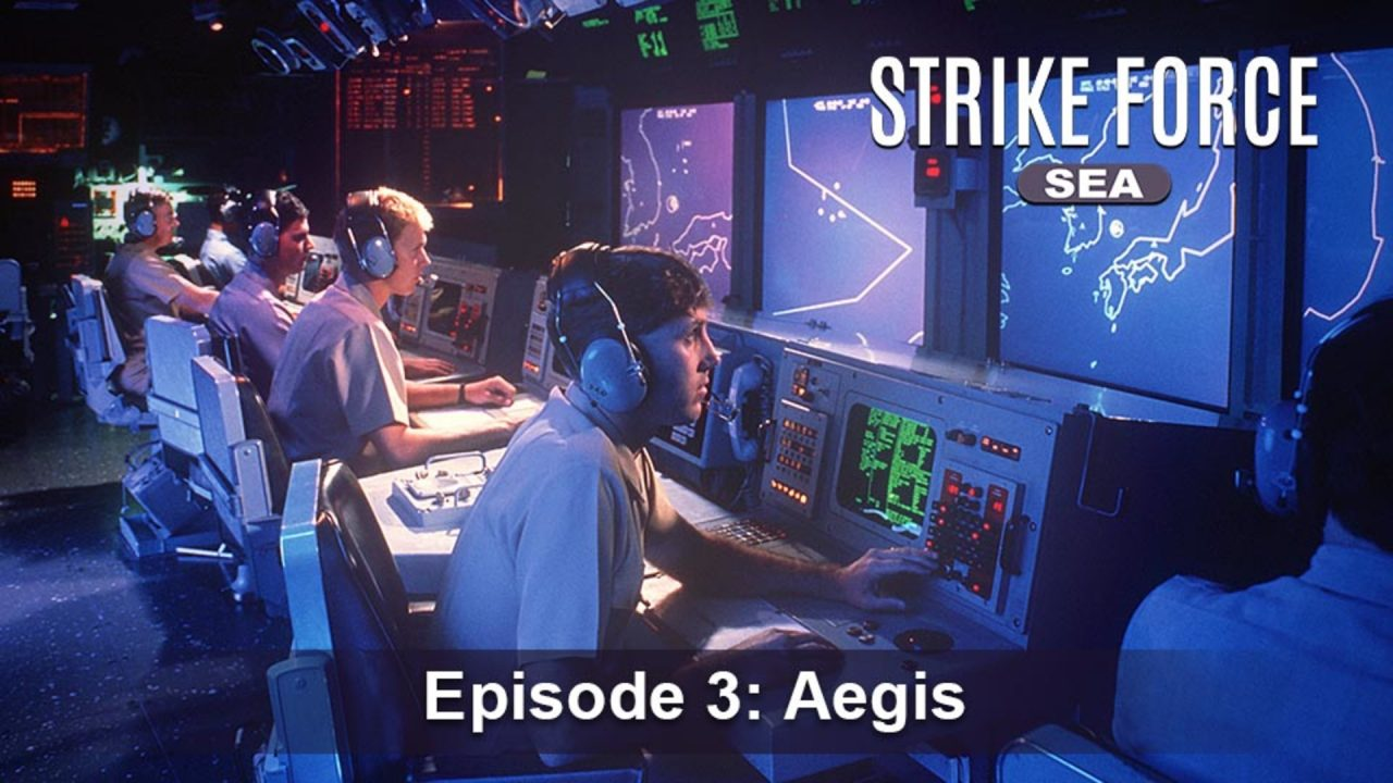 Strike Force – Sea – Episode 3: Aegis