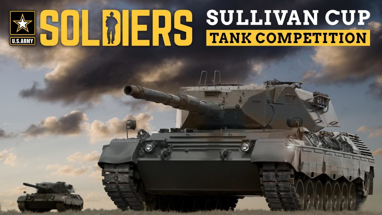 Sullivan Cup Tank Competition