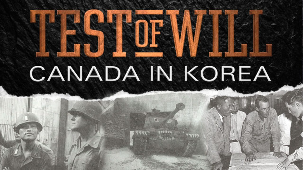 Test of Will: Canada in Korea