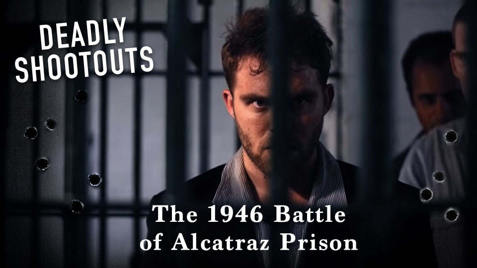 The 1946 Battle of Alcatraz Prison