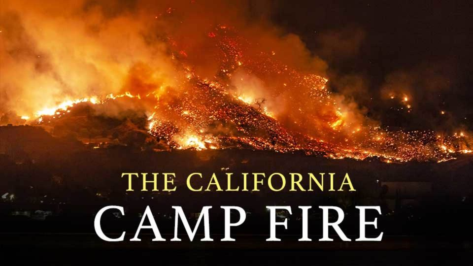 The California Camp Fire