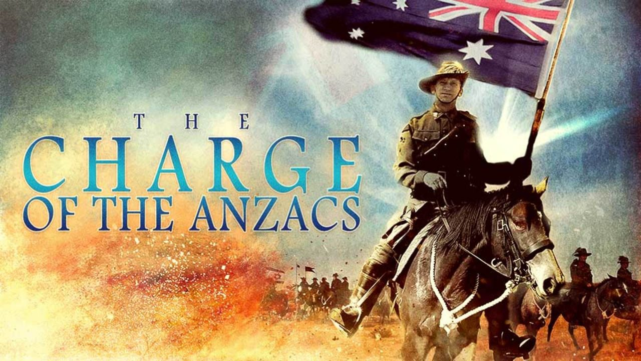 The Charge Of The Anzacs