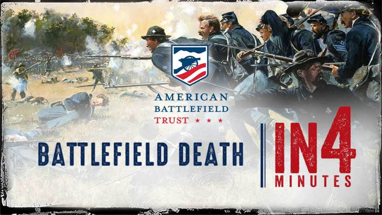 The Civil War In Four Minutes: Battlefield Death