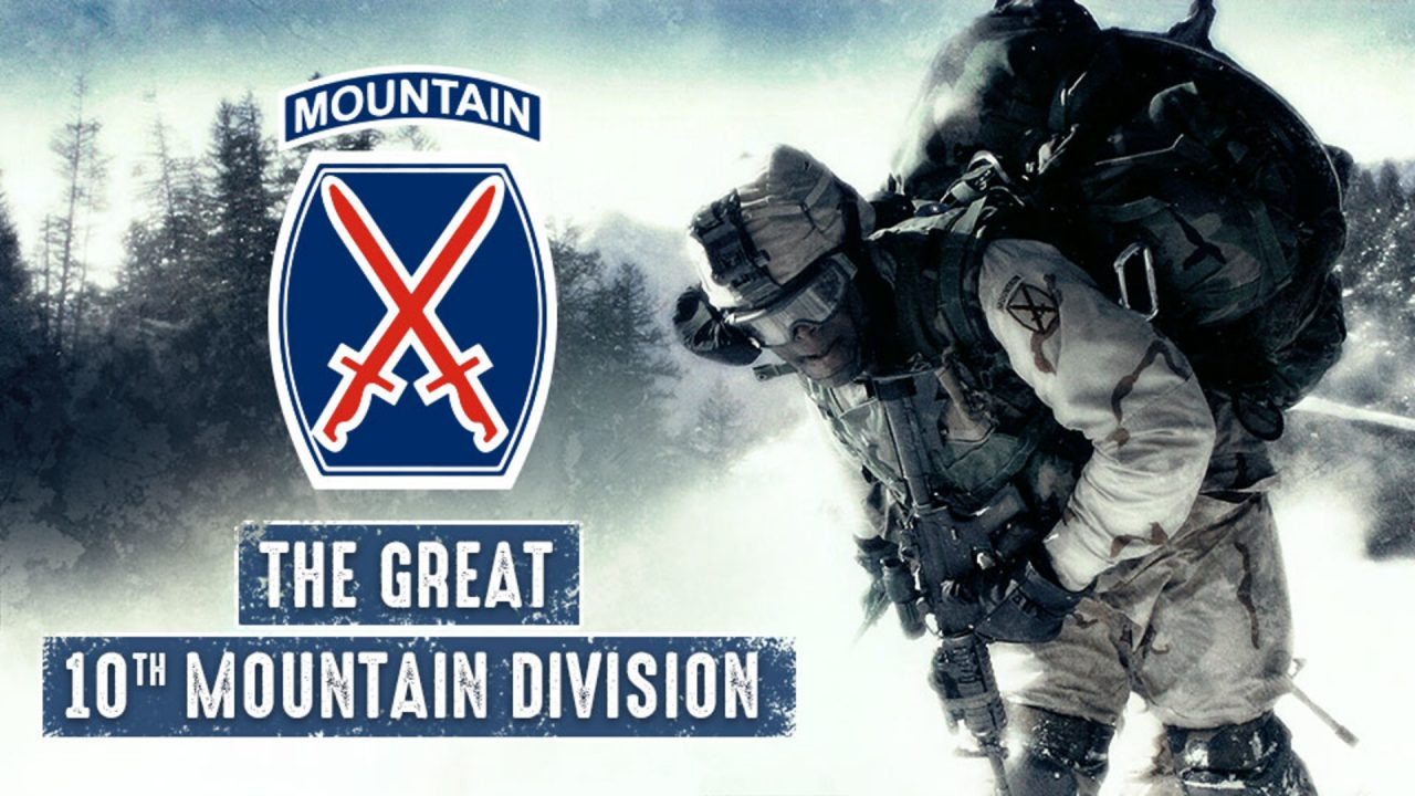 The Great 10th Mountain Division