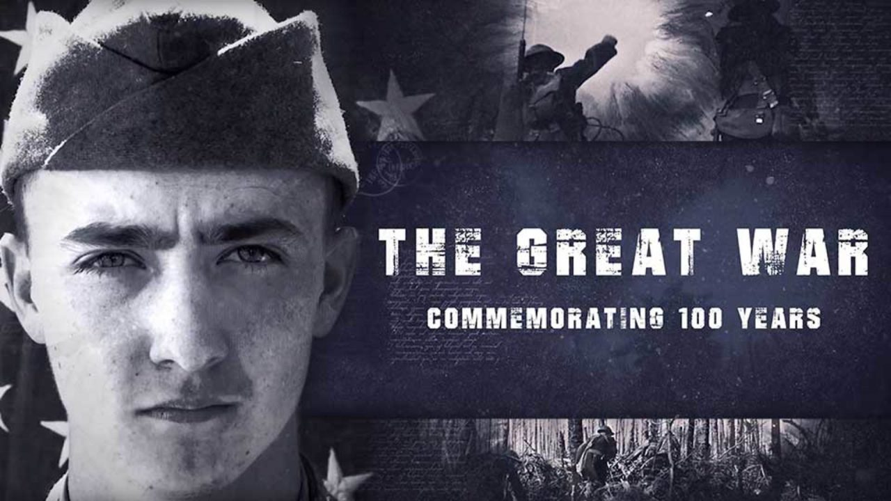 The Great War, Commemorating 100 Years