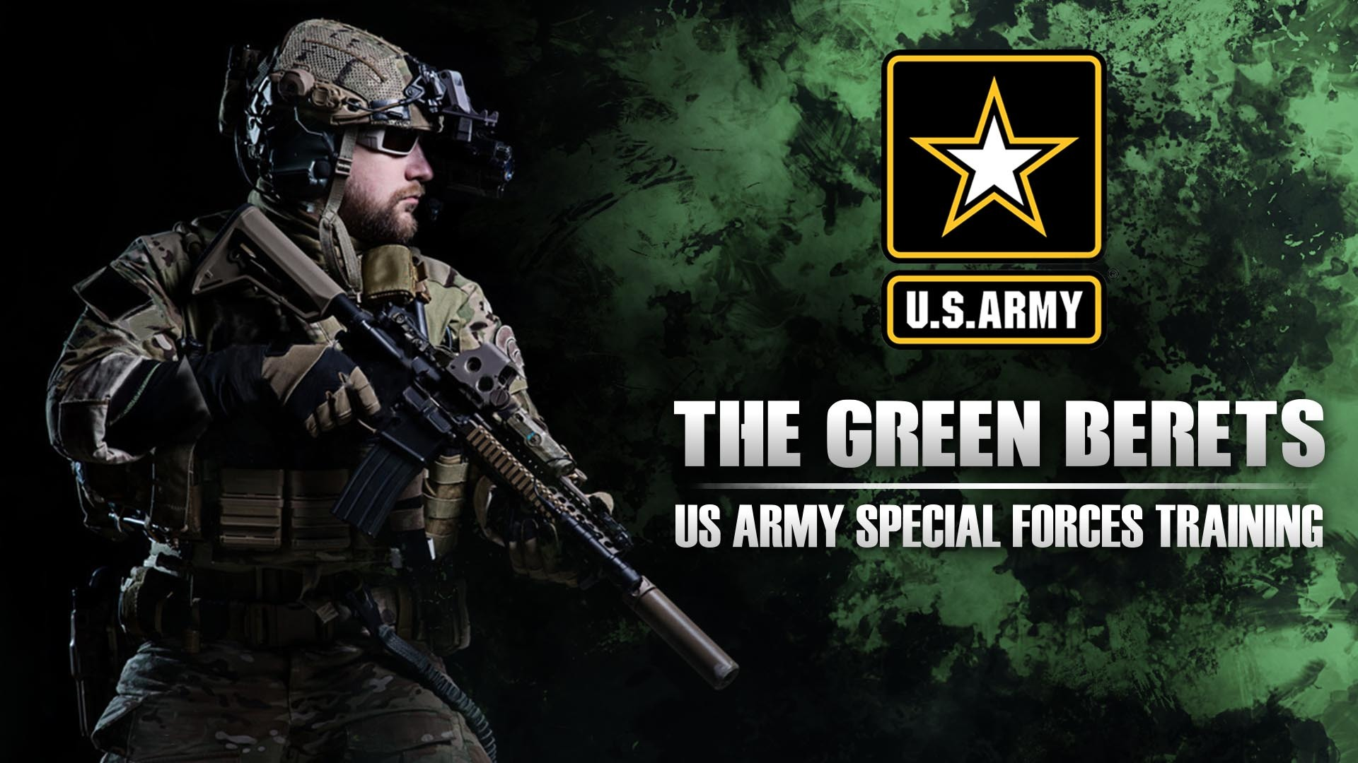 Green Berets Us Army Special Forces Training