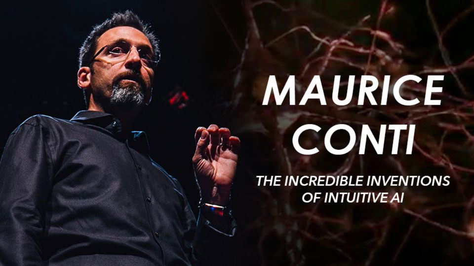 The incredible inventions of intuitive AI- Maurice Conti