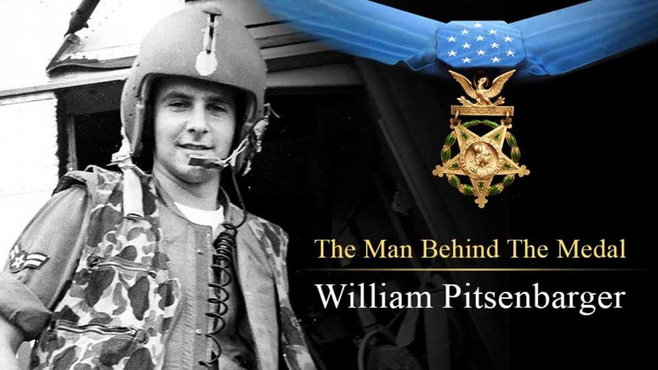 The Man Behind the Medal- William Pitsenbarger