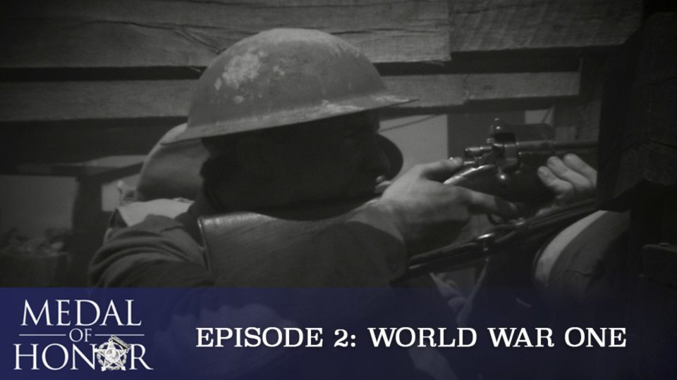Medal Of Honor – Episode 2: World War One