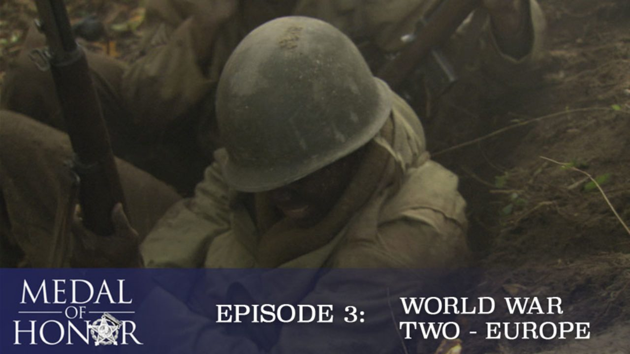 Medal Of Honor – Episode 3: World War Two – Europe