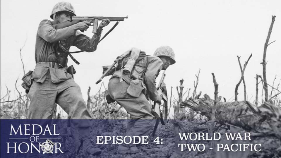 Medal Of Honor – Episode 4: World War Two – Pacific