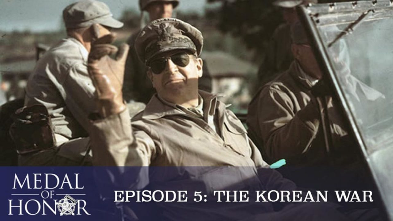 Medal Of Honor – Episode 5: The Korean War
