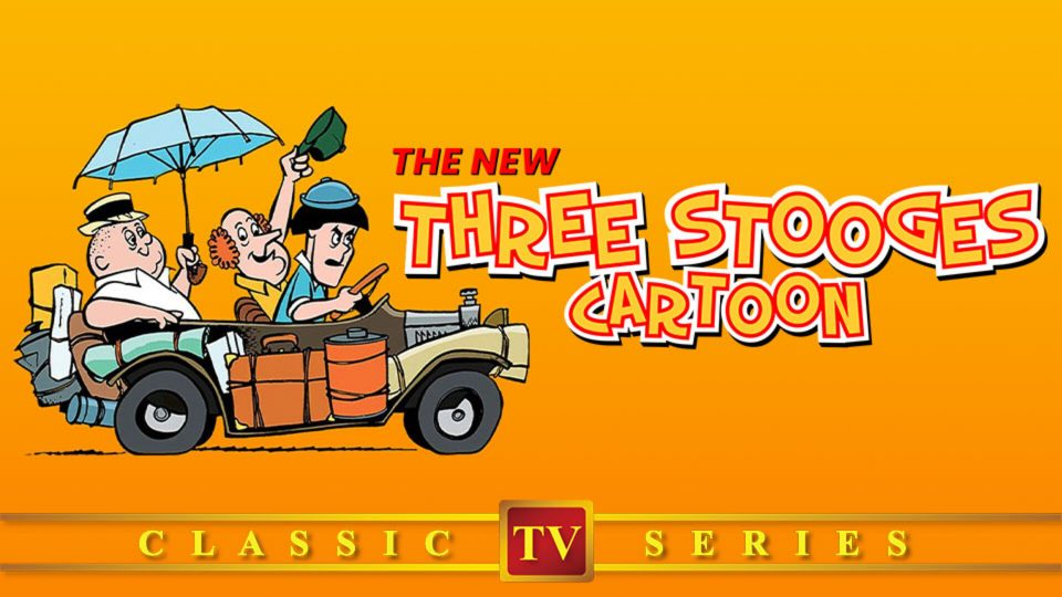The New Three Stooges Cartoon