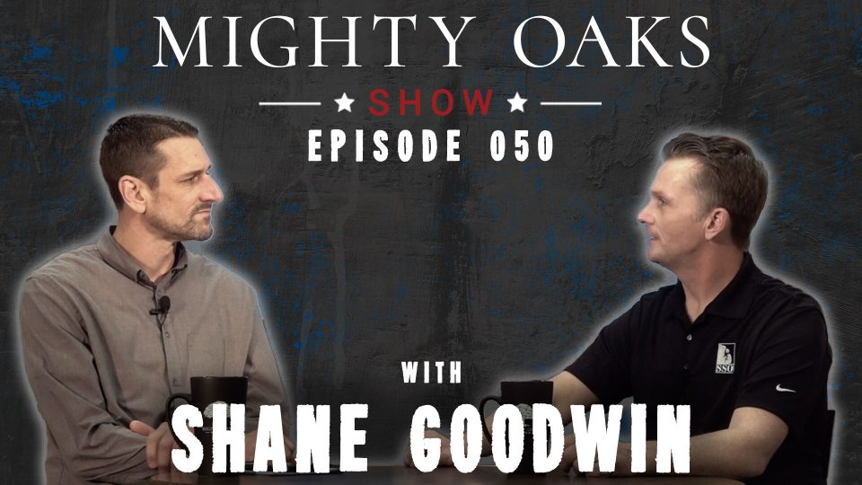 The Power of Your Story with Shane Goodwin