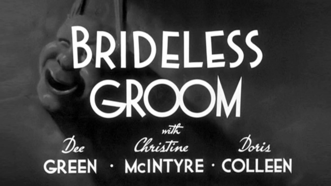 Brideless Groom – The Three Stooges