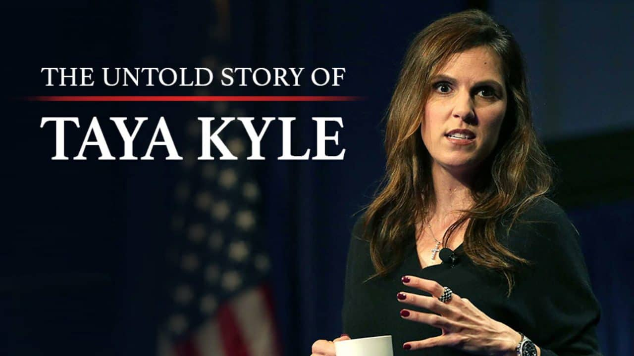 The untold story of Taya Kyle