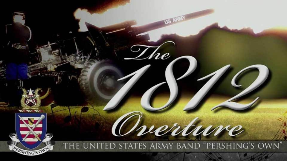 The US Army Band 1812 Overture Concert