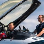 Air Force identifies Thunderbirds pilot killed in F-16 crash