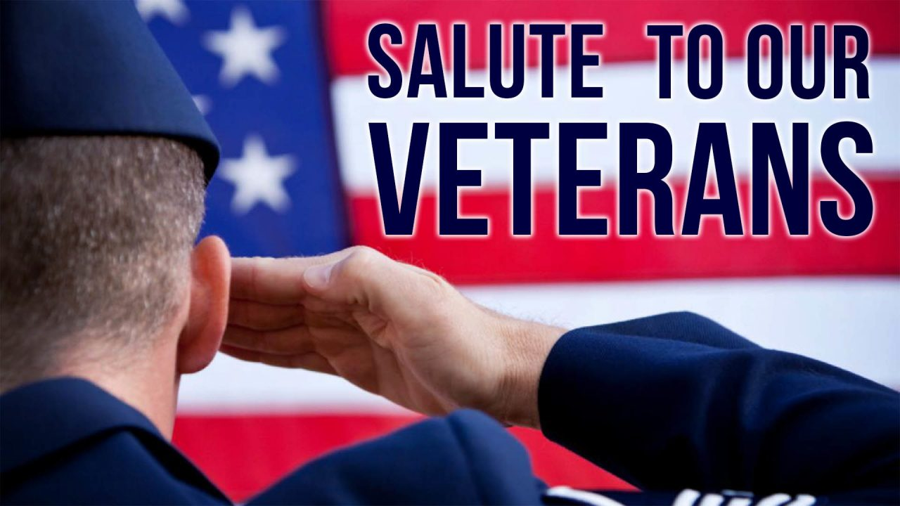 Salute To Our Veterans