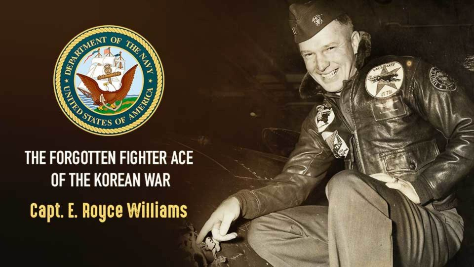 Top Secret: The Forgotten Fighter Ace of the Korean War