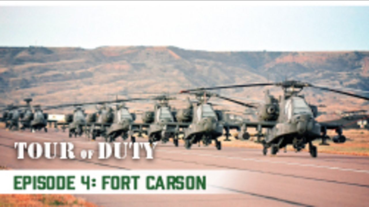 Tour Of Duty – Episode 4: Fort Carson