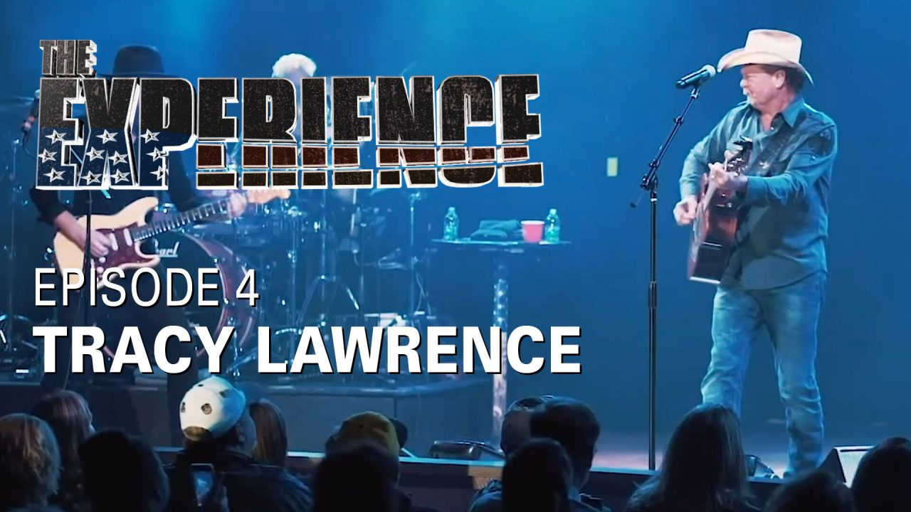 The Experience: Tracy Lawrence Country Music Artist Brenton Lindsey – Hero