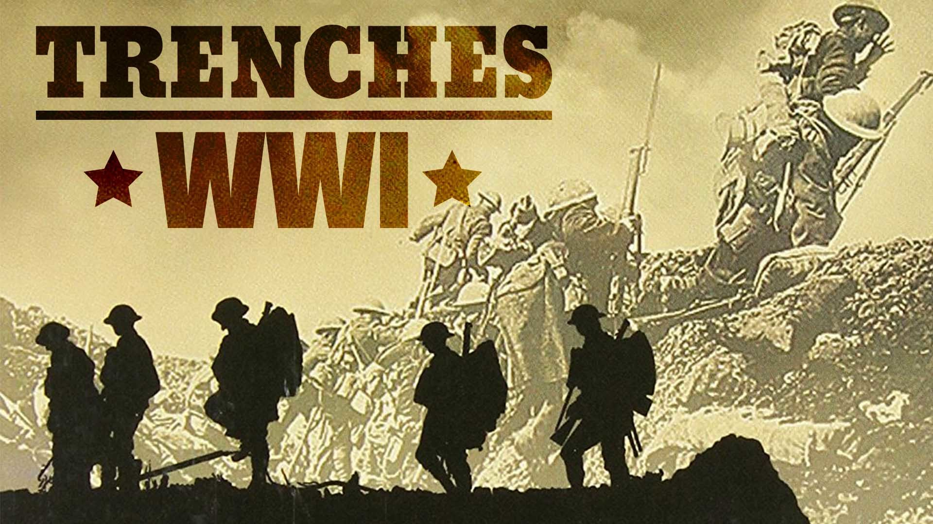 Trenches - World War I (1914-1918)
