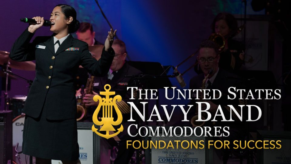 U.S. Navy Band Commodores: Foundations for Success