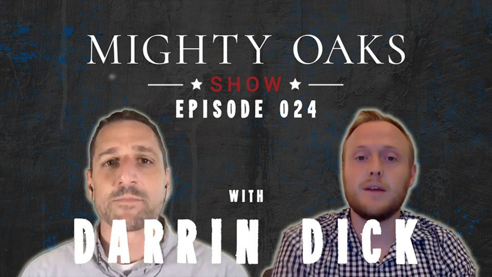 Unforgotten Movie, Korean War, & more with Darrin Dick