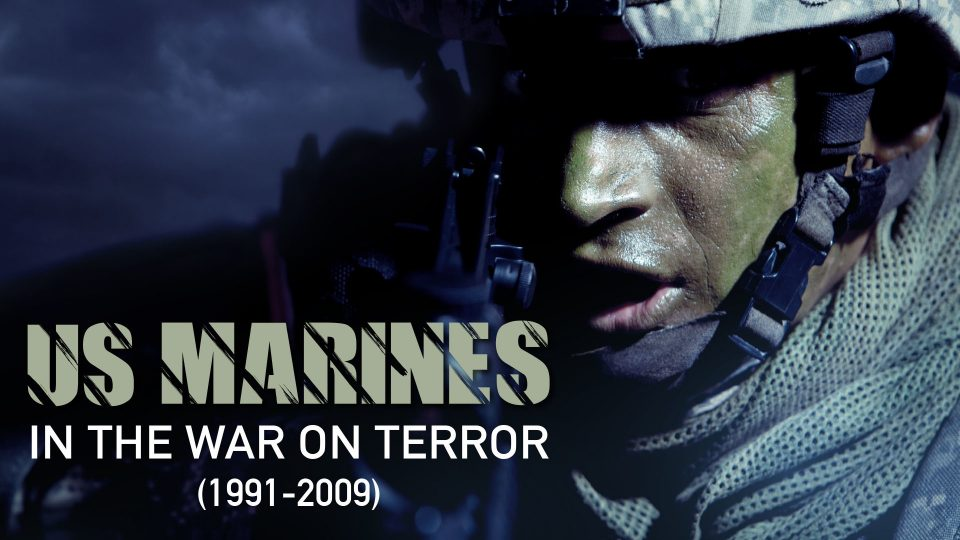 US Marines In The Wars On Terror