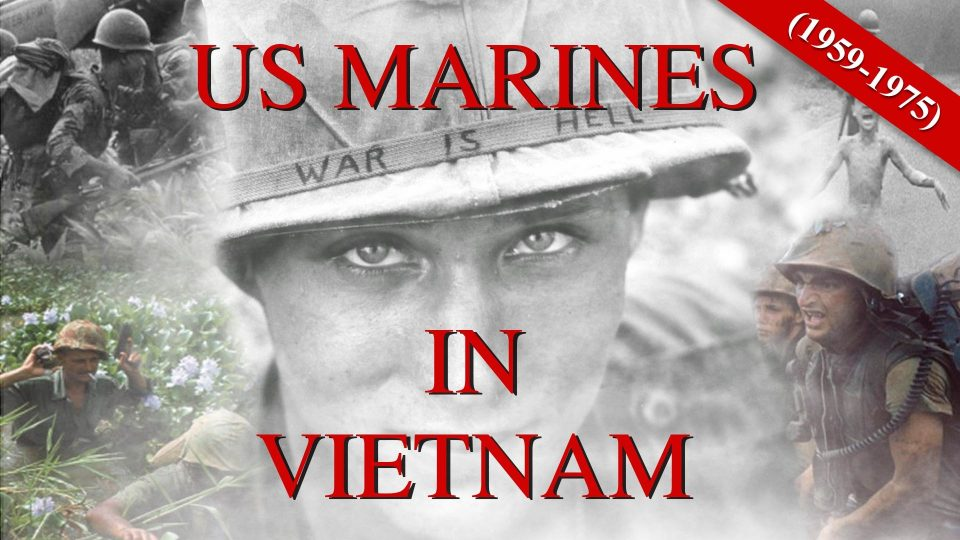 US Marines In Vietnam