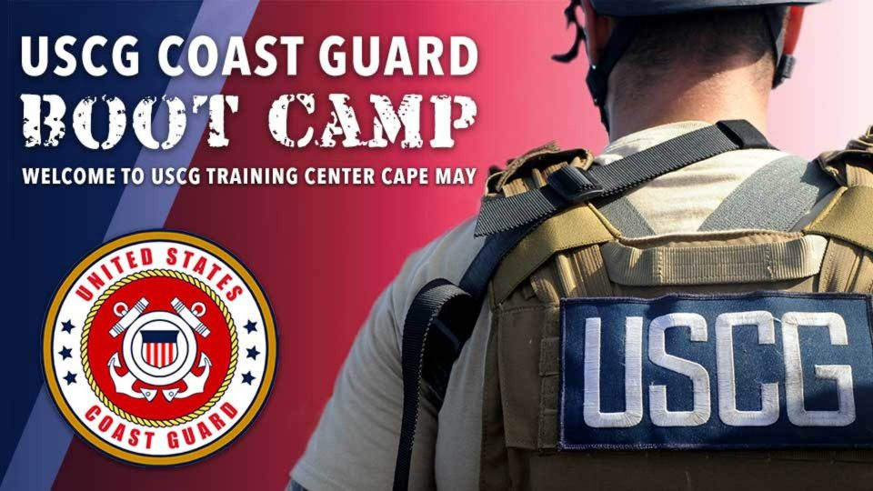USCG Coast Guard Boot Camp