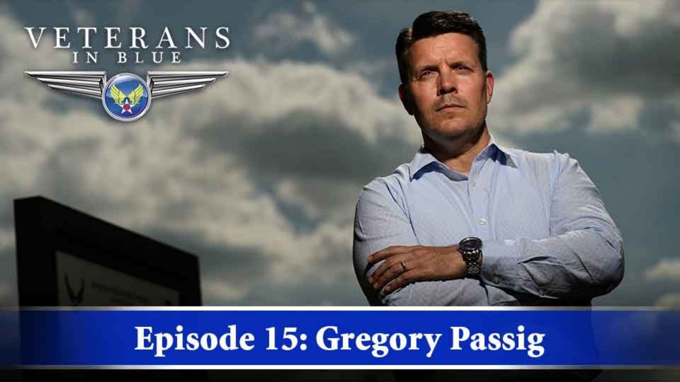 Veterans In Blue – Season 1 – Episode 15: Gregory Passig