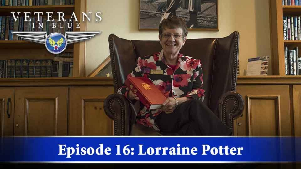 Veterans In Blue – Season 1 – Episode 16: Lorraine Potter